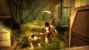 Download Game Prince of Persia Revelations PPSSPP ISO hight compressed Terbaru