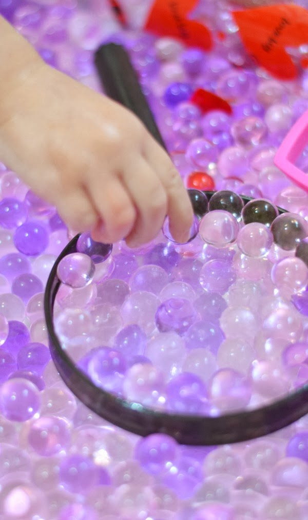 How to Make Scented Water Beads for SUPER sensory fun!