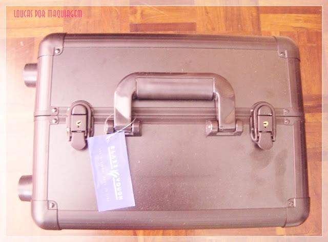 maquiagem, maleta de maquiagem profissional Klass Vough
