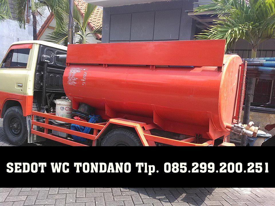 Sedot WC Tondano, Solusi Septic Tank FUll dan Tersumbat