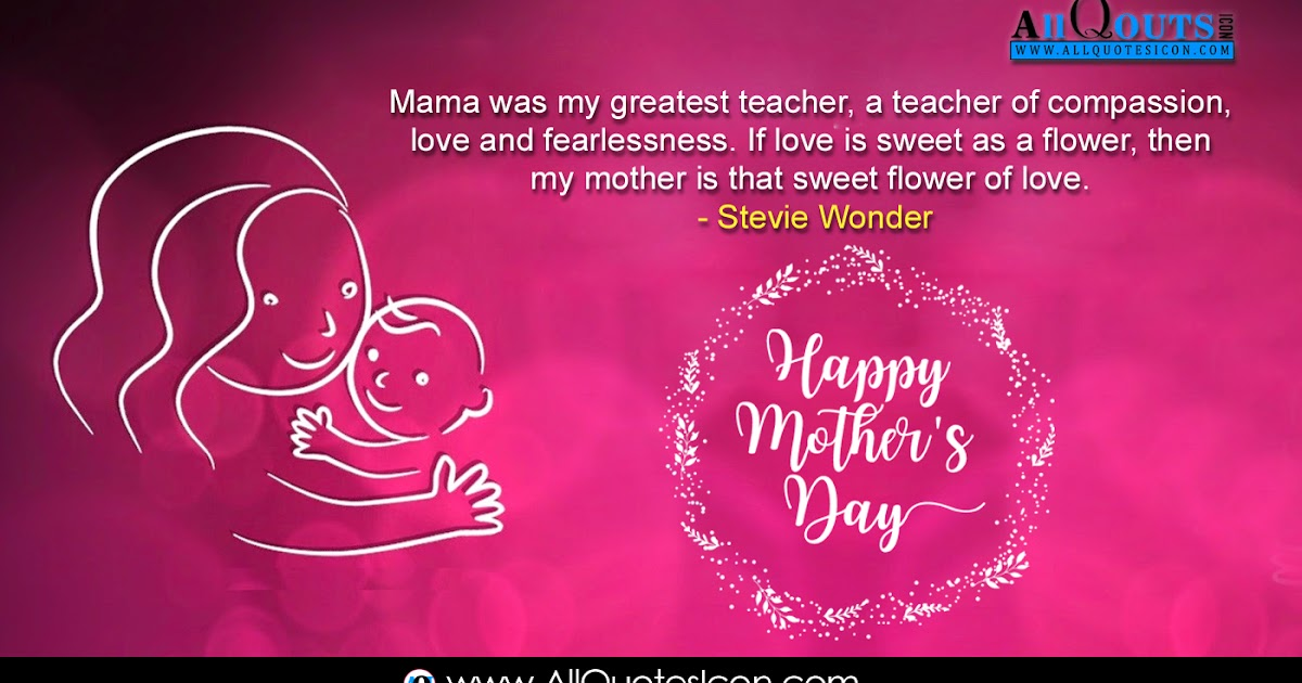 Happy Mothers Day HD Images Best English Mothers Day