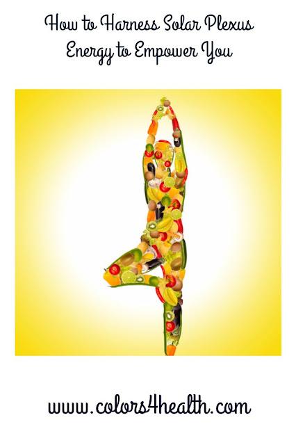 Tips, Yellow Color, Solar Plexus Chakra