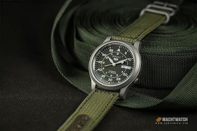 Review Seiko 5 SNK805K2, Jam Tangan Automatic Terbaik 1 Jutaan
