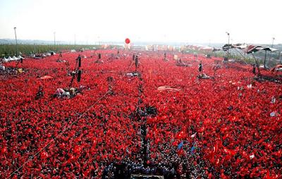 Terharu, Mengenang Kisah Baik Erdogan Saat Mengunjungi Korban Tsunami Aceh Pada Tahun 2005
