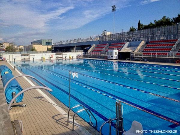 Κατάδυση Τιμίου Σταυρού και Αγιασμός των Υδάτων στο Δημοτικό Κολυμβητήριο Τούμπας
