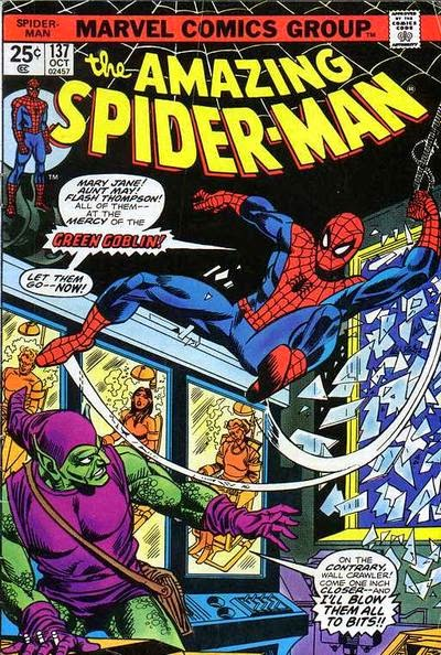 Amazing Spider-Man #137, Green Goblin