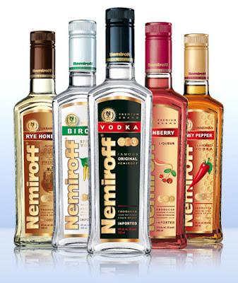 ukrayna nemiroff vodka