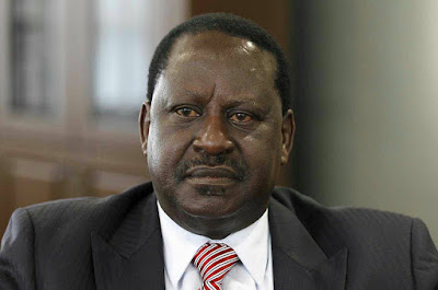 Raila Odinga. PHOTO | FILE