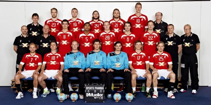 Los 28 de Dinamarca para el Mundial de Qatar 2015