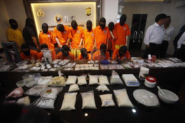 Niat Ringkus Pengedar Sabu, Polisi Malah Dapat Gula Pasir