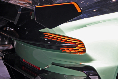 2017 Aston Martin Vulcan Price And Models