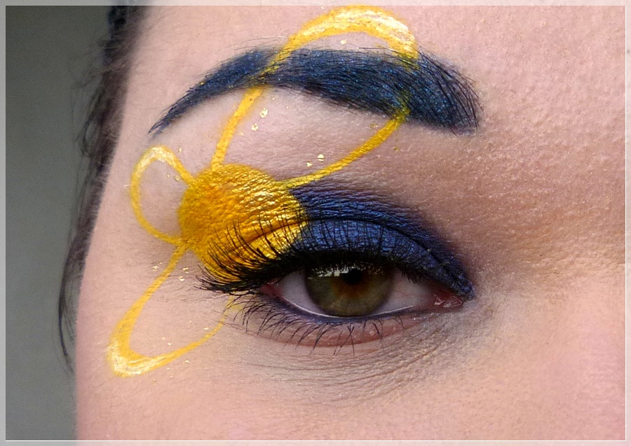 Sailor Uranus Make Up