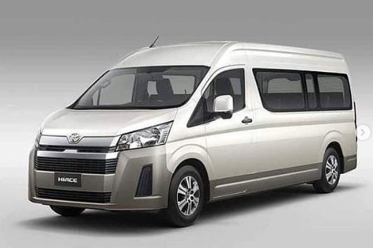 Toyota Hiace 2019 New
