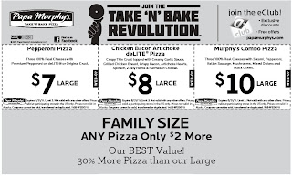 picture relating to Papa Murphy's Printable Coupon identified as Papa murphys coupon codes canada - Specials dyson vacuum