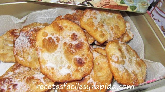 Fritillas dulces