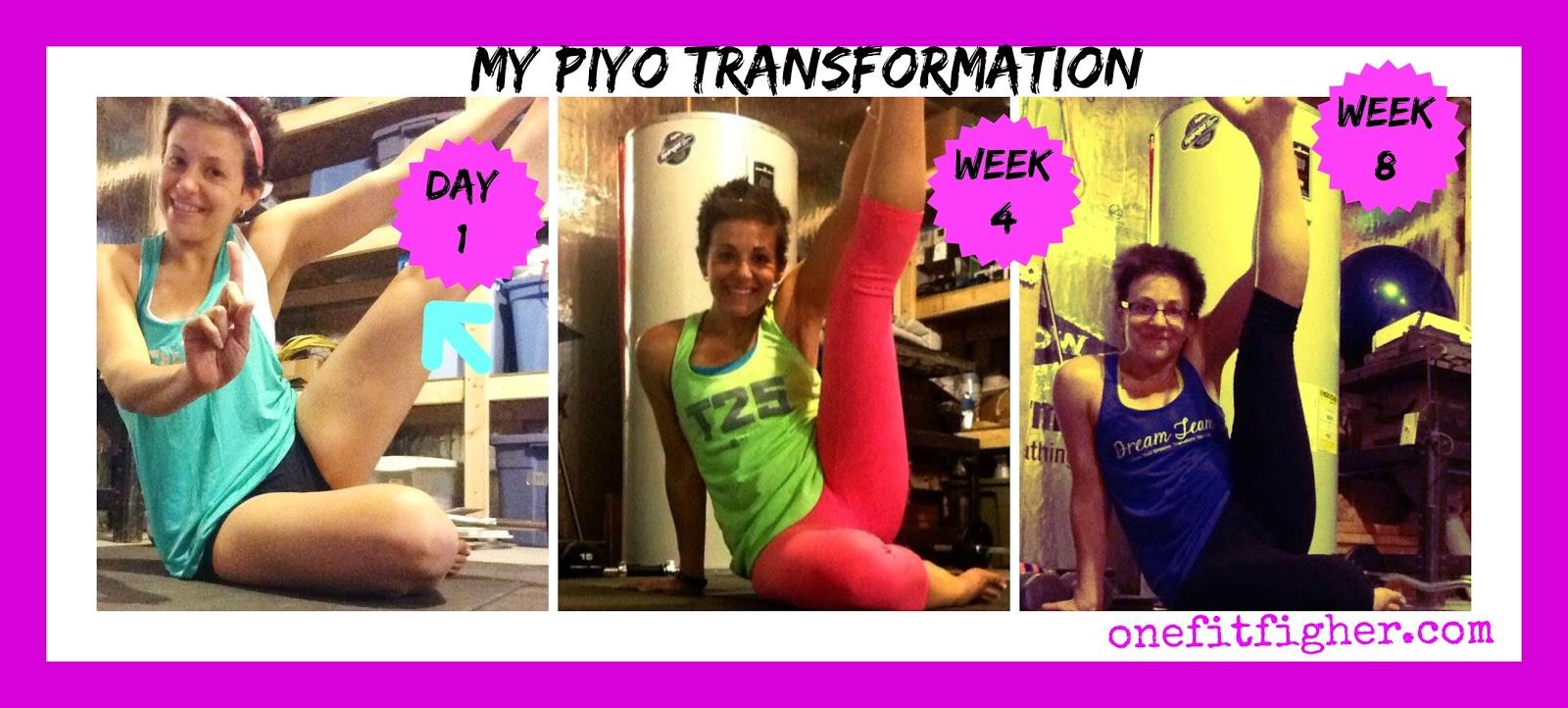piyo female transformation