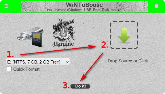 一步一步走...: 製作 WIN8 開機 USB