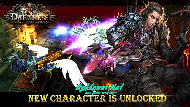 Rise of Darkness MOD APK unlimited health