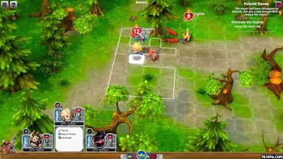รีวิวเกม PC Super Dungeon Tactics