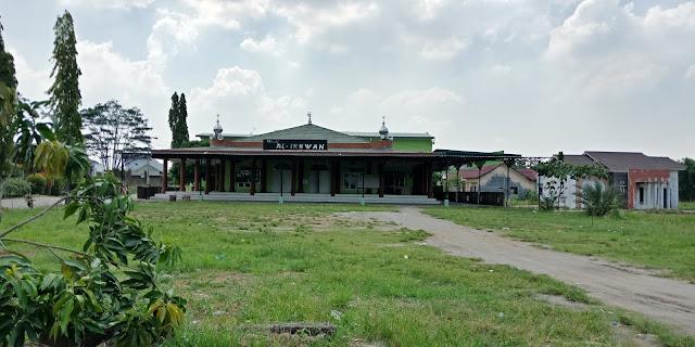 Mesjid Al Ikhawan di Tanah Kavling Mulai 89 Jutaan Bisa KPR Di Johor Baru Regency Medan Sumatera Utara