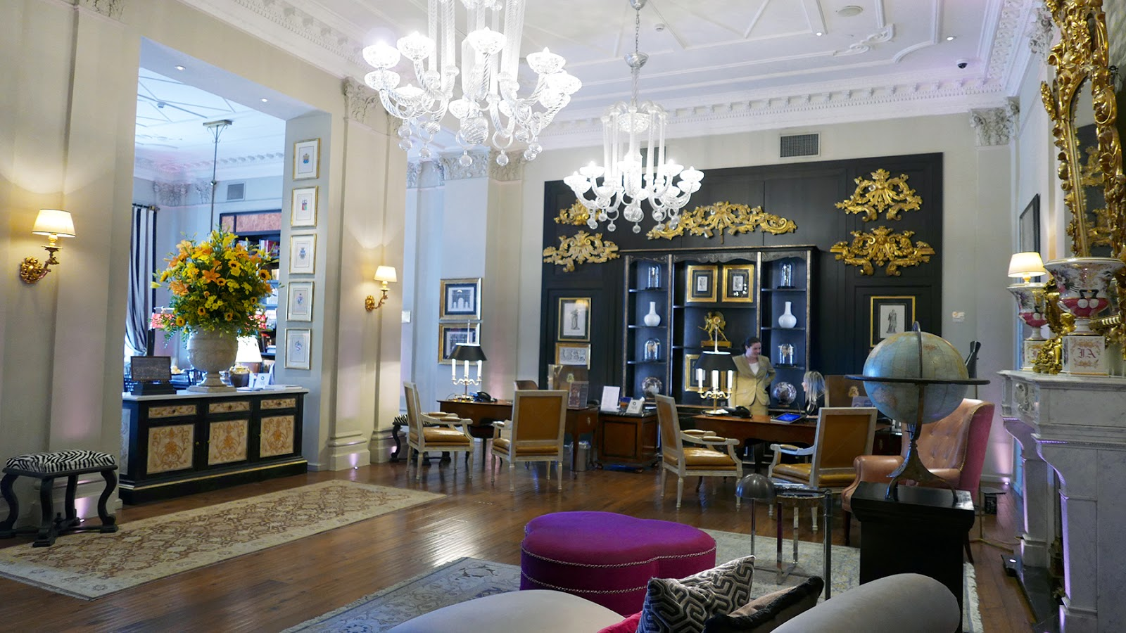 Euriental | luxury travel & style | St Regis Florence