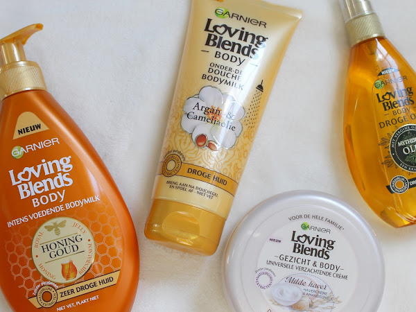 Garnier Loving Blends Body