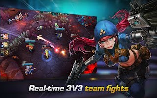 Iron League Apk v1.4.32 Mod Unlocked Terbaru