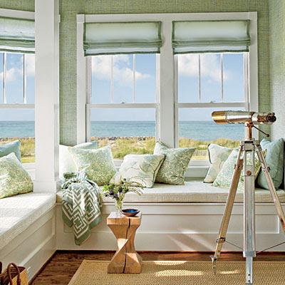 window seat design