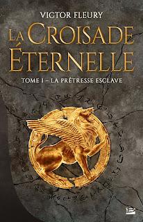 Couverture du livre La croisade éternelle Tome 1