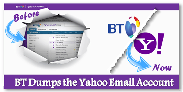 BT dump Yahoo Email Account
