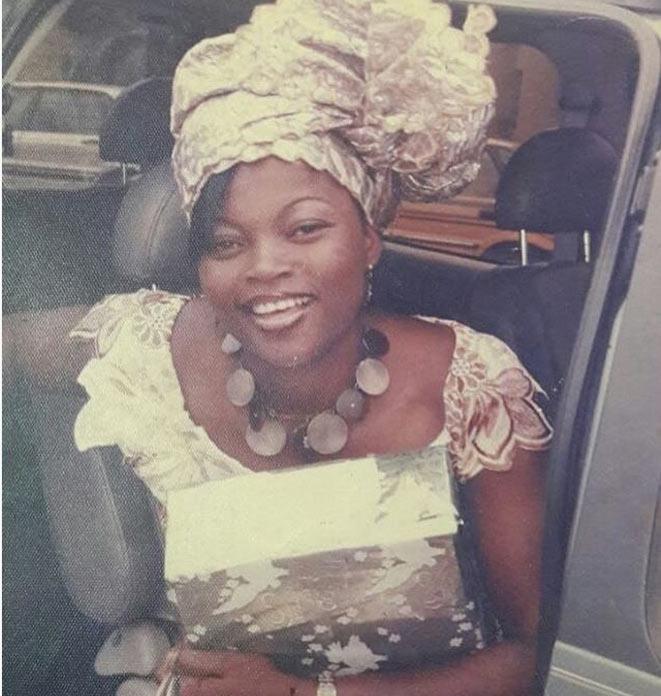 Funke Akindele shares throwback picture