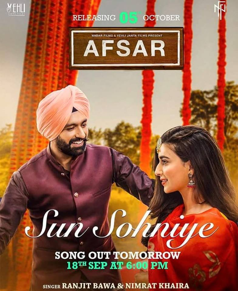 Afsar (2018) Punjabi 720p HDRip x264 1GB ESubs