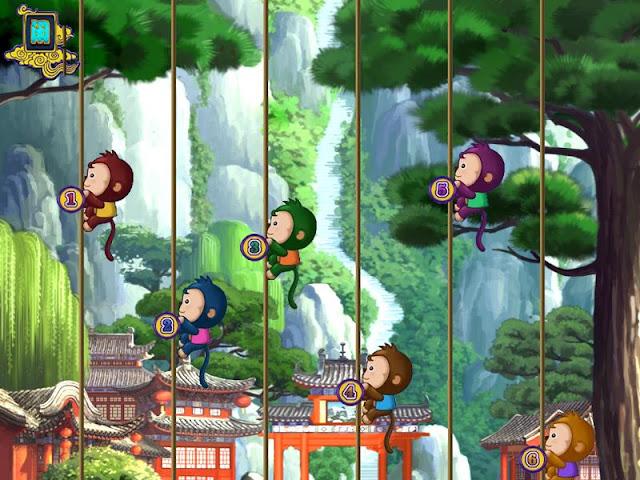 Monkey Thunderbolt slot game