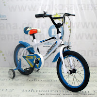 16 Inch Senator Kidston BMX Bike