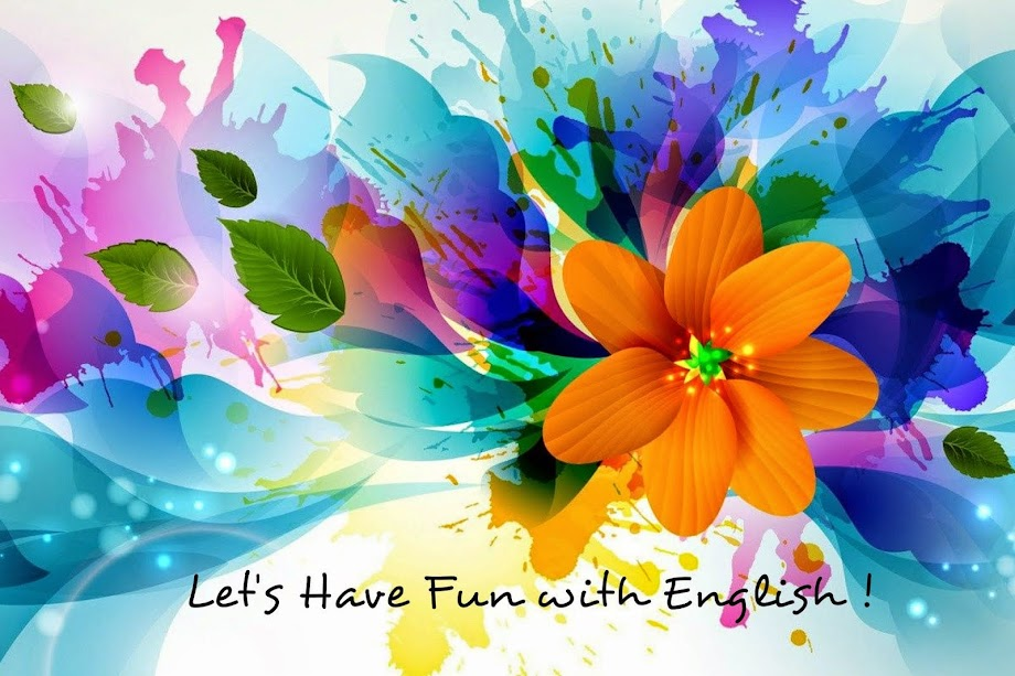 Let's Have Fun with English