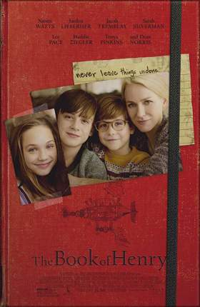 The Book of Henry 2017 Dual Audio Hindi 300MB BluRay 480p