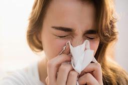 CARA CEPAT MENGOBATI PILEK / FLU