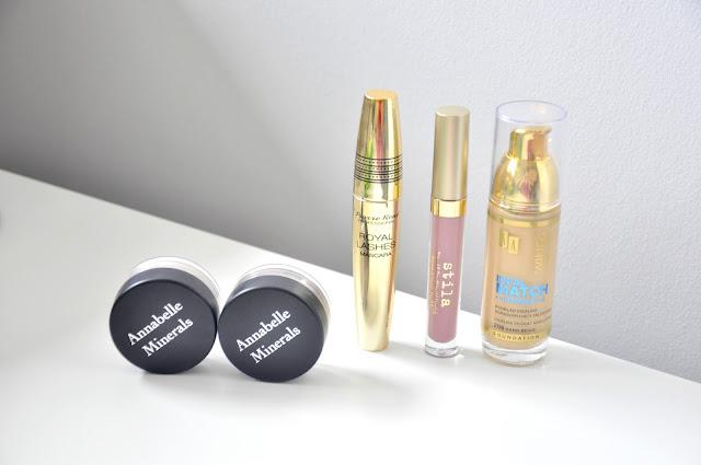 kilka nowości do makijażu - pierre rene, stila, aa cosmetics, annabelle minerals