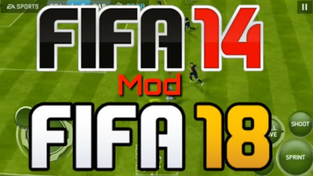 game fifa 18 android