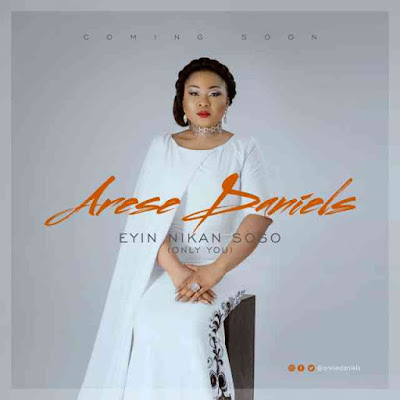 """Arese Daniels Releases Stunning Promo Pictures In View Of New Single """"Eyin Ni Kan Soso''"""