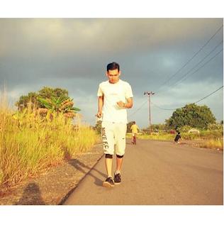 Jogging : Salah satu olahraga ringan yang mampu meningkatkan sistem kekebalan