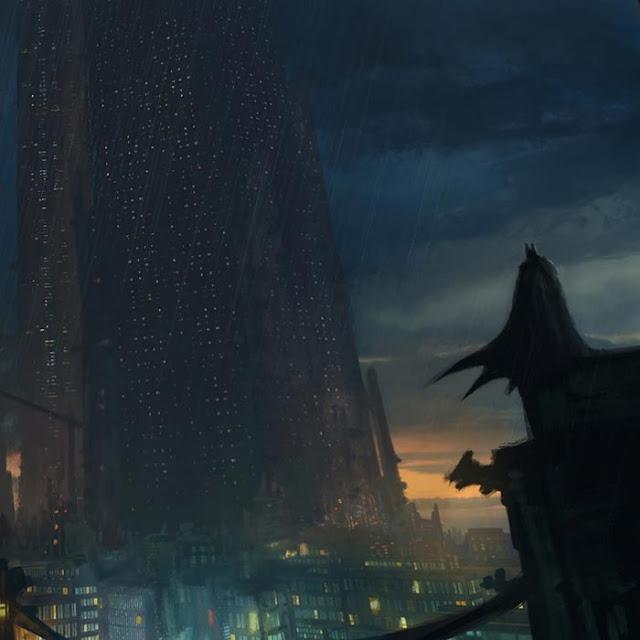 Batman Guardian of Gotham Wallpaper Engine