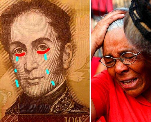 El bolívar se devaluó 93% en dos meses