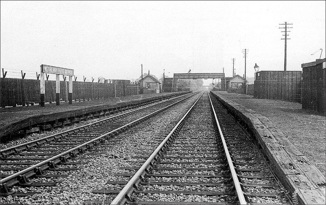 Wetherby Racecourse Railway Station
