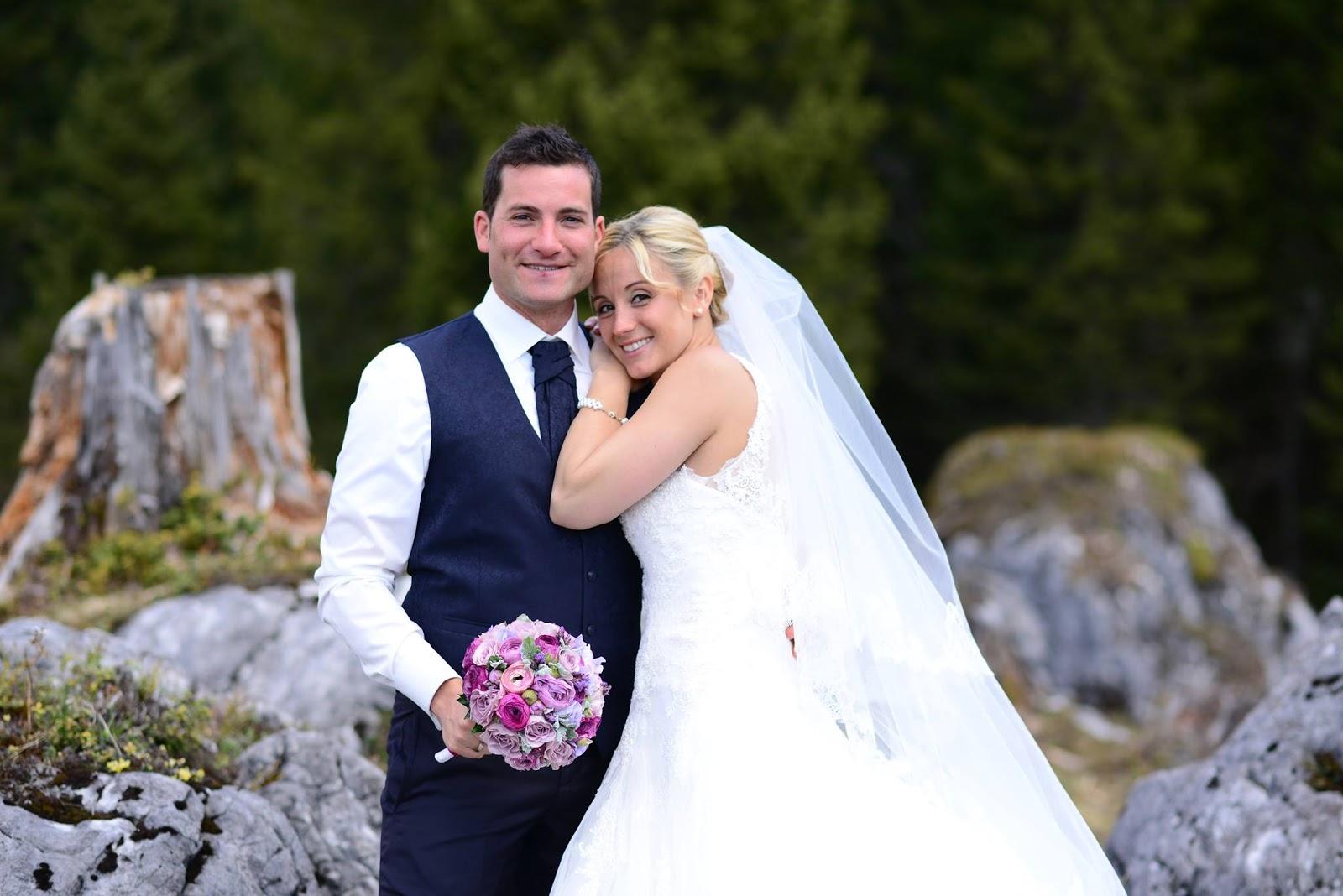 Anna Fenninger Hochzeit