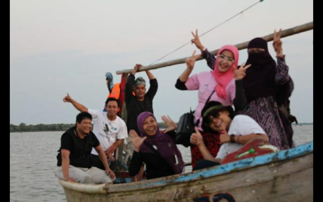Bidan Komunitas GBUS di Muaragembong Bekasi
