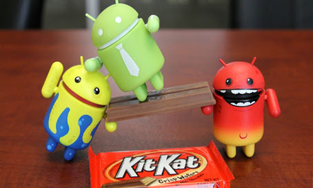 What Advantages of Android Jelly Bean Android KitKat