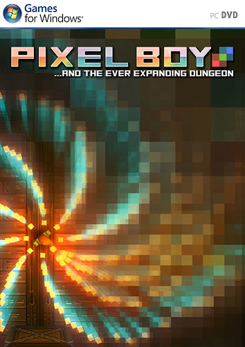 Pixel Boy and the Ever Expanding Dungeon PC Full