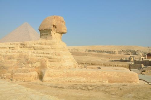 pirámides de Egipto misterios
