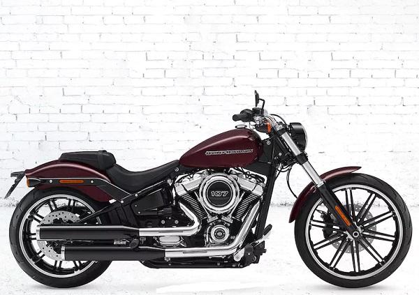 Harley Davidson Softail breakoit 114 harga dan spesifikasi komunitas group